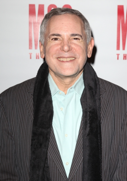 Craig Zadan at Constantine Maroulis, Marin Mazzie & All the Starry Arrivals at MCC MISCAST 2012