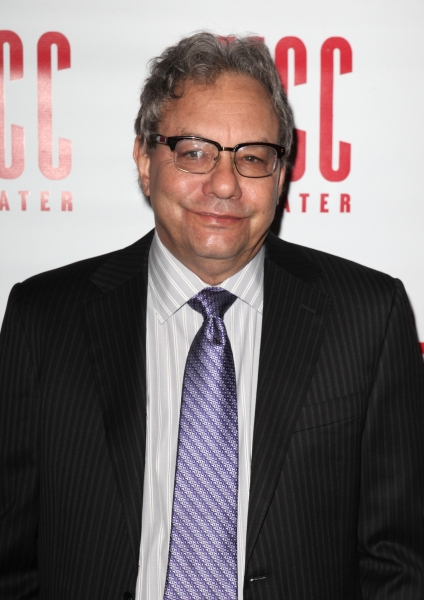 Lewis Black at Constantine Maroulis, Marin Mazzie & All the Starry Arrivals at MCC MISCAST 2012