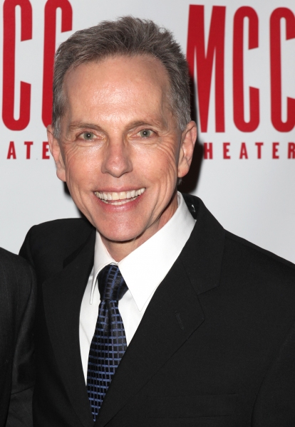 Dean Pitchford  at Constantine Maroulis, Marin Mazzie & All the Starry Arrivals at MCC MISCAST 2012