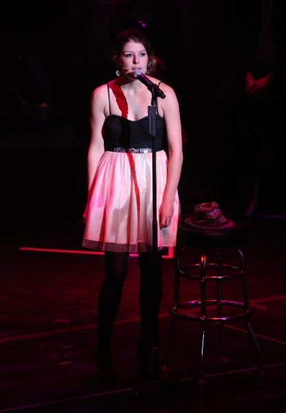 Nicole Parker at Jonathan Groff, Megan Hilty & More Perform at MCC's MISCAST 2012!