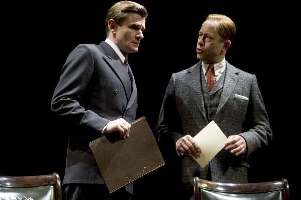 Photo Flash: THE KING'S SPEECH Play in London