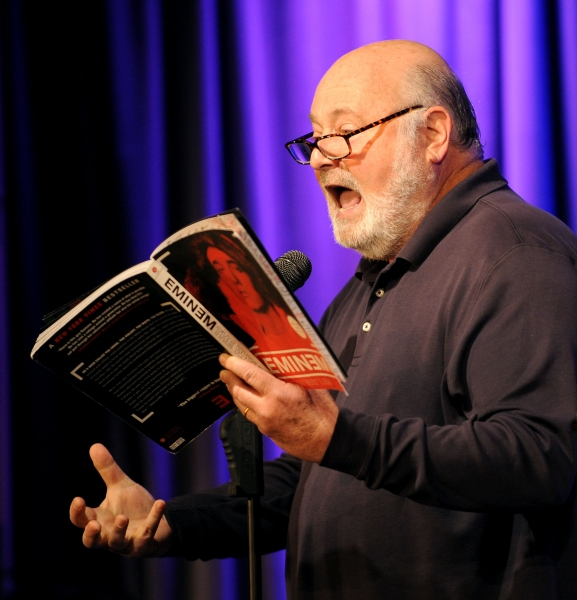 Rob Reiner at Rob Reiner, Florence Henderson and More in CELEBRITY AUTOBIOGRAPHY!