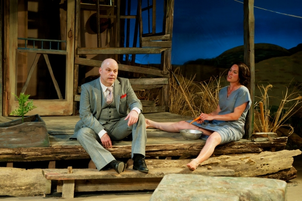 James Tyrone, Jr. and Carolyn Klein
