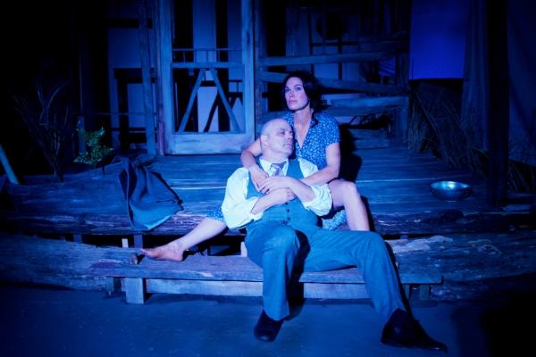 Carolyn Klein and James Tyrone, Jr.