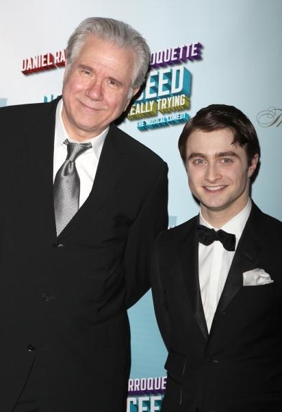 John Larroquette & Daniel Radcliffe