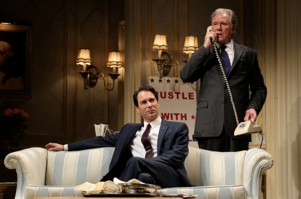 Photo Flash: Angela Lansbury, James Earl Jones, Eric McCormack, et al. in Broadway's THE BEST MAN- Production Shots!
