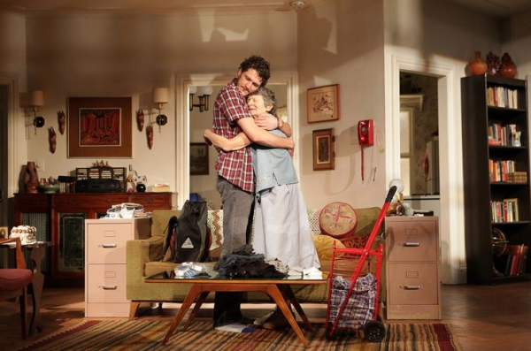 Photo Flash: First Look at Gabriel Ebert, Mary Louise Wilson, et al. in 4000 MILES