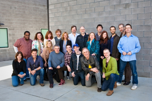Photo Flash: In Rehearsals With HANDS ON A HARDBODY at La Jolla