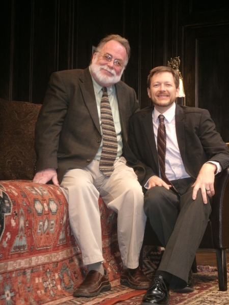 Photo Flash: Opening Night at FREUD'S LAST SESSION