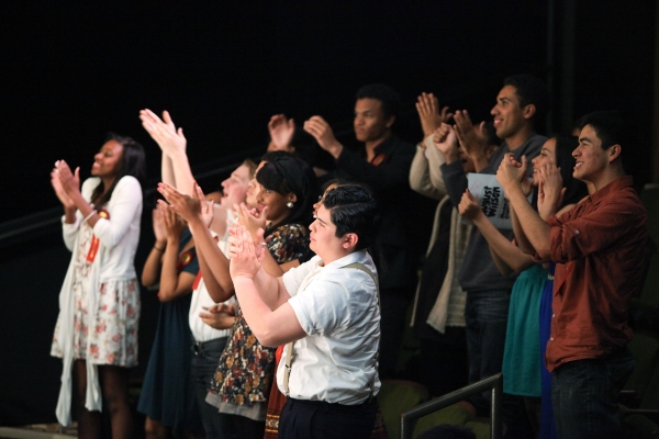 Photo Flash: Center Theatre Group Presents the August Wilson Monologue Competition