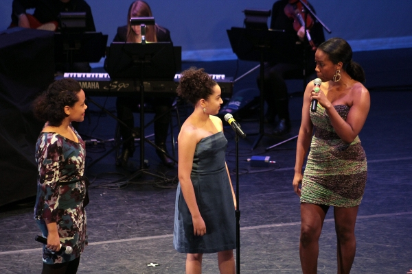 Photo Coverage: BD Wong, Brian Stokes Mitchell, et al. at PASSING IT ON
