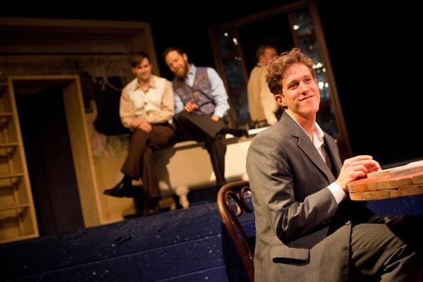 Nathan Fulton, Paul Diem, Rich Espey, Nathan A. Cooper