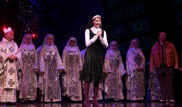 Marla Mindelle & Company at Raven-Symone Takes Debut Bow in SISTER ACT