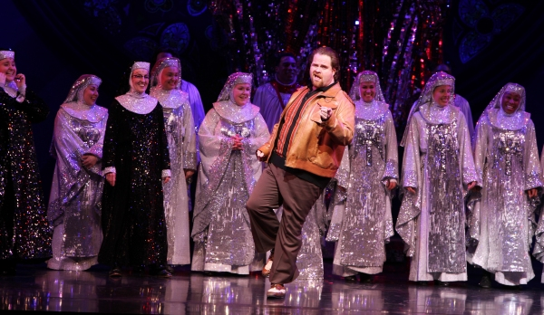 John Treacy Egan & Company at Raven-Symone Takes Debut Bow in SISTER ACT