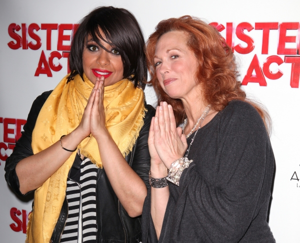Photo Coverage: Raven-Symone SISTER ACT Debut After Party!