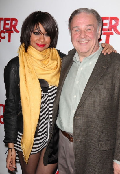 Raven-Symone & Fred Applegate at Raven-Symone SISTER ACT Debut After Party!