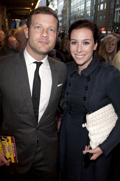 Dermot O'Leary and Dee Koppang Photo
