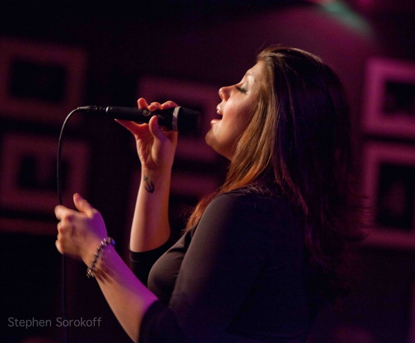 Photo Flash: Jane Monheit Brings ANYTHING GOES to Birdland!
