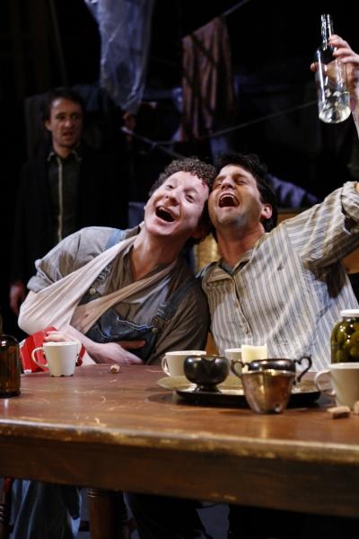 Photo Flash: First Peek at Joyseekers Theatre's THE LOWER DEPTHS