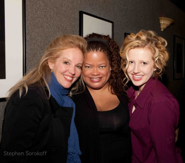 Photo Flash: Amra-Faye Wright, Valarie Pettiford, et al. at CAST PARTY!