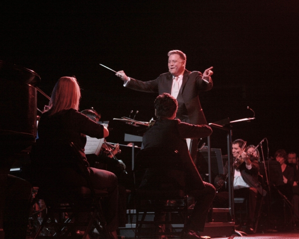 Dallas Pops conducted by Kevin Stites at Lea Salonga, Brian Stokes Mitchell, et al. in DO YOU HEAR THE PEOPLE SING Concert