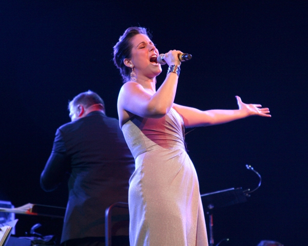 Photo Flash: Lea Salonga, Brian Stokes Mitchell, et al. in DO YOU HEAR THE PEOPLE SING Concert
