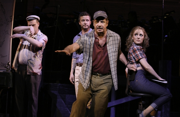 Photo Flash: Encores! PIPE DREAM With Laura Osnes, Will Chase and More - Performance Shots!