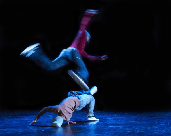 Photo Flash: DanceWorks Presents Toronto Debut of Ottawa's BBOYIZM
