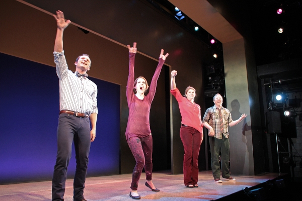 Photo Coverage: NOW. HERE. THIS. Celebrates Opening Night!