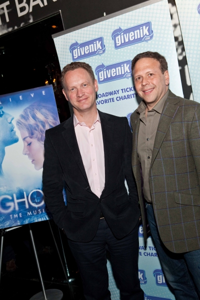 Producers Colin Ingram and David Garfinkle
