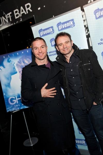 Choreographer Ashley Wallen and Director Matthew Warchus