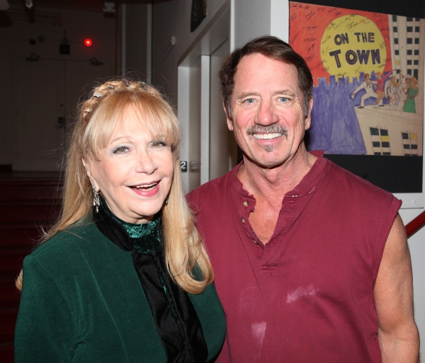 Jacqueline McElroy-Poquette ('Pipe Dreams' Original Broadway Cast Member) & Tom Wopa Photo