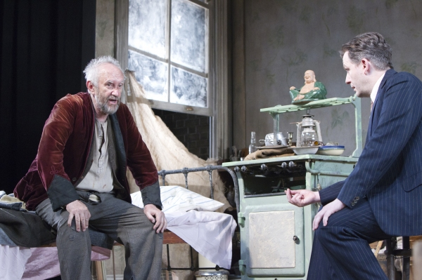 Jonathan Pryce, Alan Cox at Jonathan Pryce to Star in the Columbus Premiere of THE CARETAKER