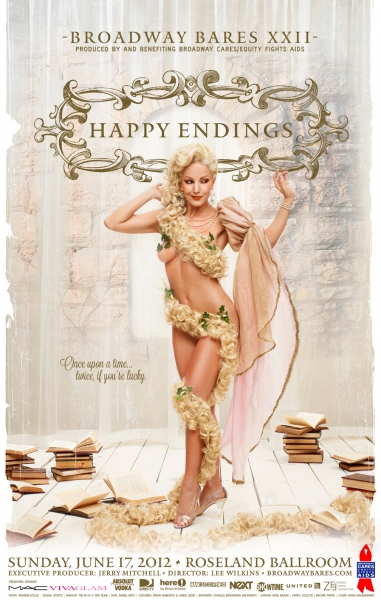 Sexy Photo & Video Preview: BROADWAY BARES XXII to Celebrate 'Happy Endings' on June 17th!