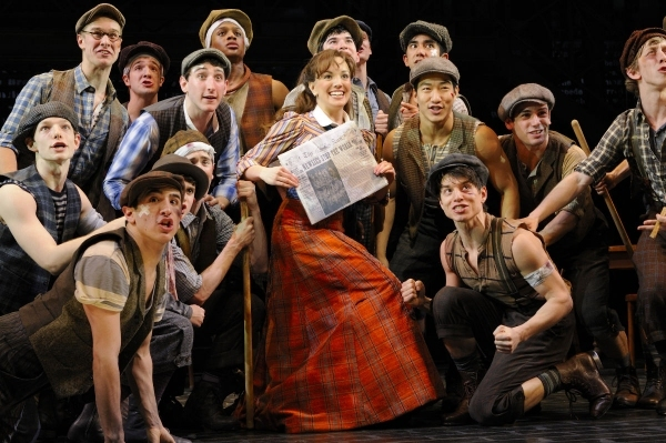 STAGE TUBE: NEWSIES' Road to Broadway!