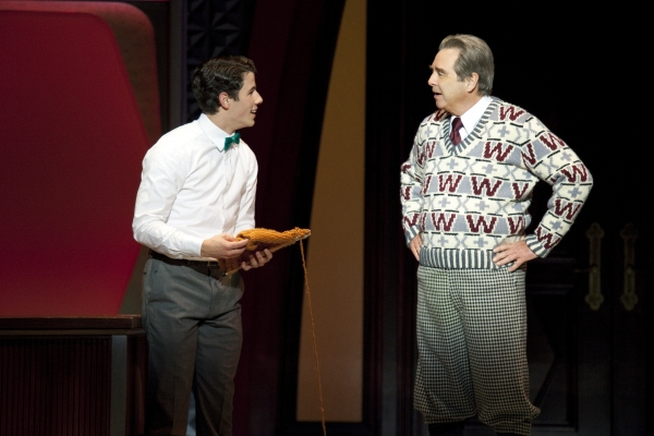 3 at First Shots of Nick Jonas & Michael Urie in HOW TO SUCCEED IN BUSINESS WITHOUT REALLY TRYING!