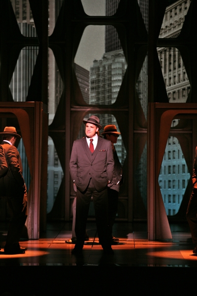 How to Succeed in Business Without Really Trying Production Photo