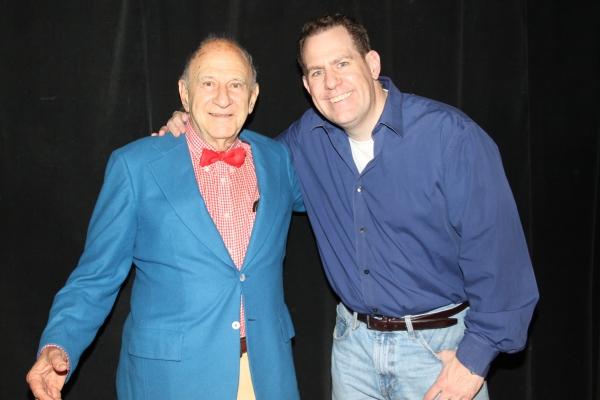 Bill Krakauer and John Stagnari