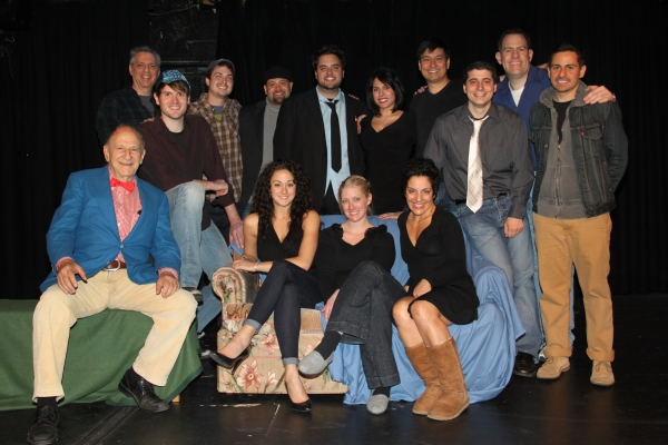 Photo Coverage: Charles Messina's TENEMENT PLAYS
