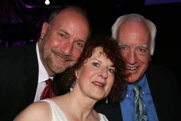 Scott Edmiston, Paula Plum and Richard Snee