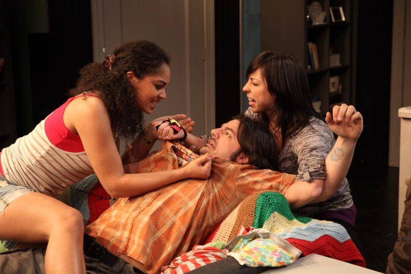 Photo Flash: Week One of the Actors Studio Drama School at Pace University MFA Rep Season