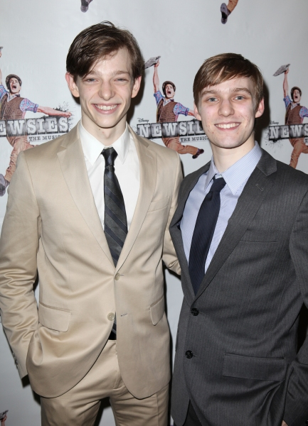 Mike Faist & Brendon Stimson