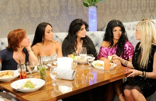 Photo Flash: First Look - THE REAL HOUSEWIVES OF NJ Season 4 Premiering 4/22