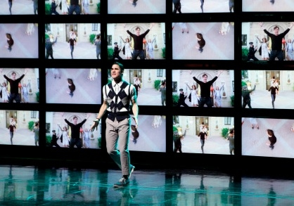 Photo Flash: First Look - 'Senior Ditch Day' on GLEE, 4/10