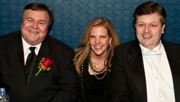 Anthony Kearns, Kirsten Fedewa, and Dale Morehouse