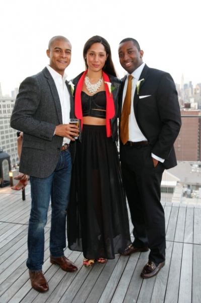 Photo Flash: First Look at Ailey Young Patrons Circle!