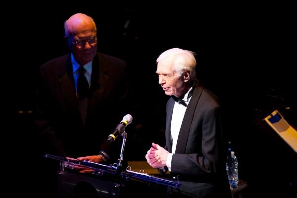 Senators Patrick Leahy (D-VT) and Thad Cochran (R-MS) Photo