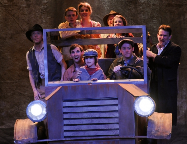 Photo Flash: CSC Presents GRAPES OF WRATH