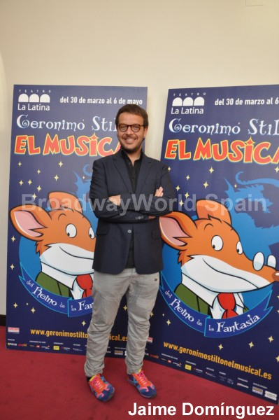 PHOTO FLASH: Estreno de Gerónimo Stilton en Madrid