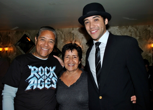 Photo Exclusive: ROCK OF AGES' Dan Domenech's Farewell Party